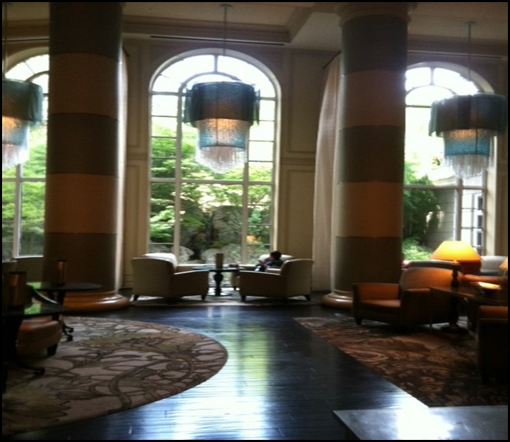 haven hotel lobby
