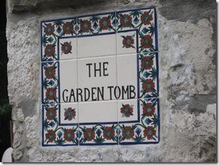 111 Garden Tomb