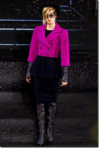 Chanel Fall 2011 (nay) 5