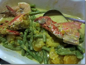 seafood and veggie gata, 240baon
