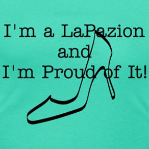 LaPazion Tshirt