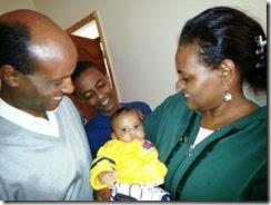 Hailu-family & Dureti-1