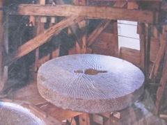 Cape Cod stone in windmill