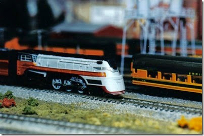 Milwaukee Area N-Trak at TrainTime 2000 2