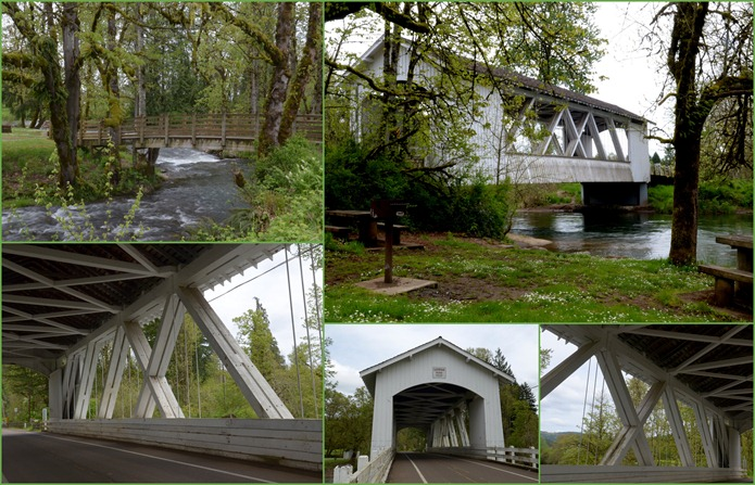 Larwood Covered Bridge