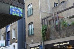 Invader Street Art London 6