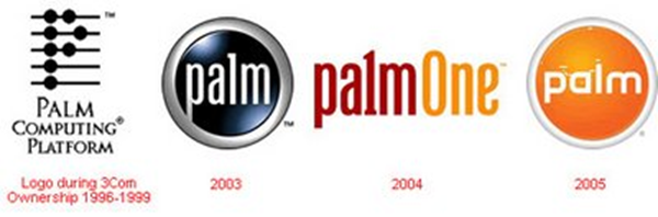 evolution logo palm