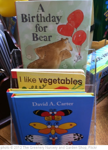 'More kids books' photo (c) 2012, The Greenery Nursery and Garden Shop - license: http://creativecommons.org/licenses/by/2.0/