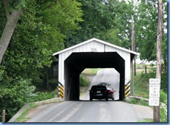1687 Pennsylvania - covered bridge
