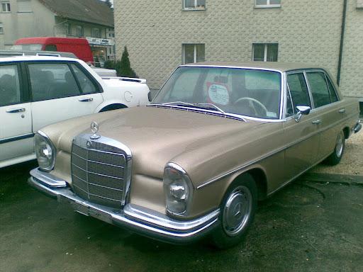 Mercedes-Benz W108 280SE 2.8L