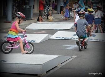 Kid Activity - BMX Track