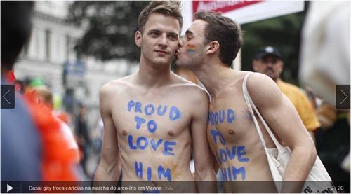 parada gay 8 - Apocalipse Em Tempo Real