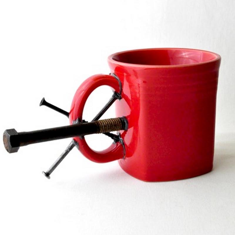 How to Heal a Ceramic Mug