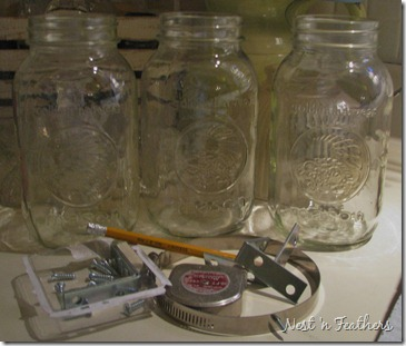 0331 Mason Jar Supplies