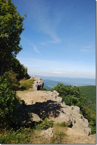 08-23-2011 AB Shenandoah NP Hawksbill Mountain Hike (19)