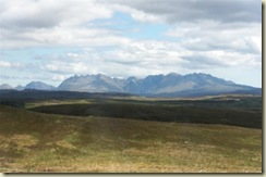 The Cullin Mountains (Small)