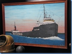 5108  Michigan - Sault Sainte Marie, MI - Museum Ship Valley Camp - picture of 1917 Valley Camp freighter