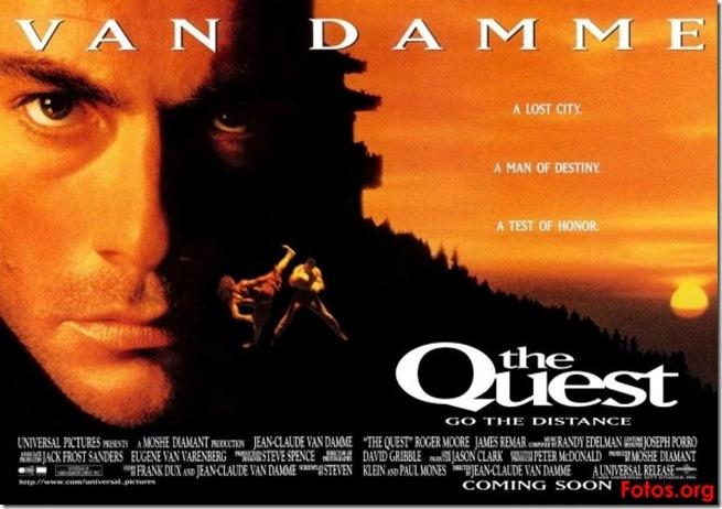 Jean-Claude Van Damme (51)