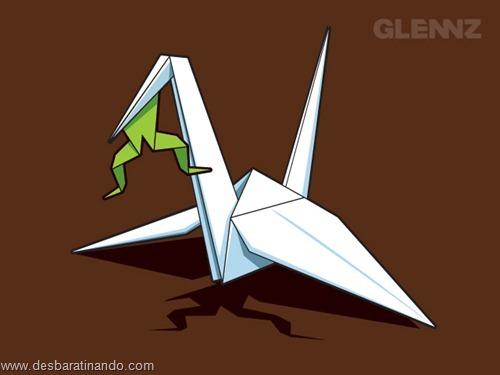 desenhos geeks nerds geek nerd desbaratinando glennz (9)