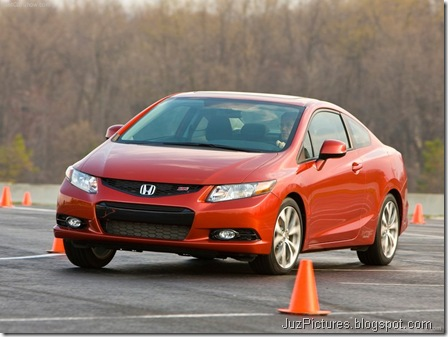 Honda Civic Si Coupe 9