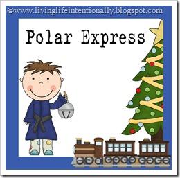 free polar express worksheets prek 3rd grade rh 123homeschool4me com Polar Express Clip Art Black and White Polar Express Train Clip Art