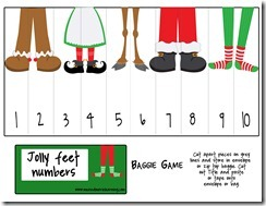 jolly feet numbers copy