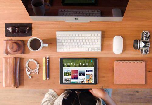 Facebookカバー画像を作成できるiPadアプリ