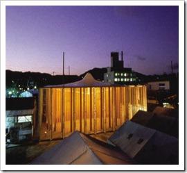 IGREJA DE PAPEL - Kobe, Japão, 1995-2005