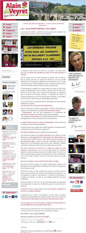 LGV Alain Veyret
