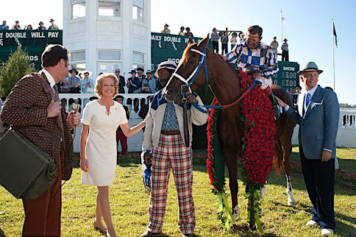 &quot;SECRETARIAT&quot;(L-R) Diane Lane, Nelsan Ellis, Otto Thorwarth, John MalkovichPh: John Bramley©Disney Enterprises, Inc. All Rights Reserved.