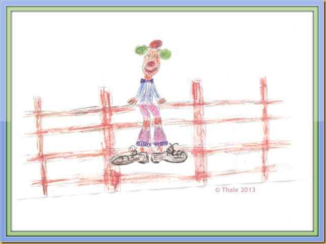 clownsbild Thale