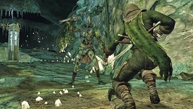 Dark Souls II Crown of the Sunken King DLC Fundorte der Ringe Guide 01