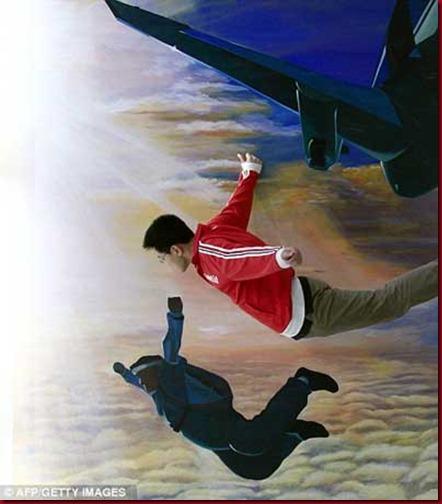 Lukisan 4 Dimensi Terbaik China 5