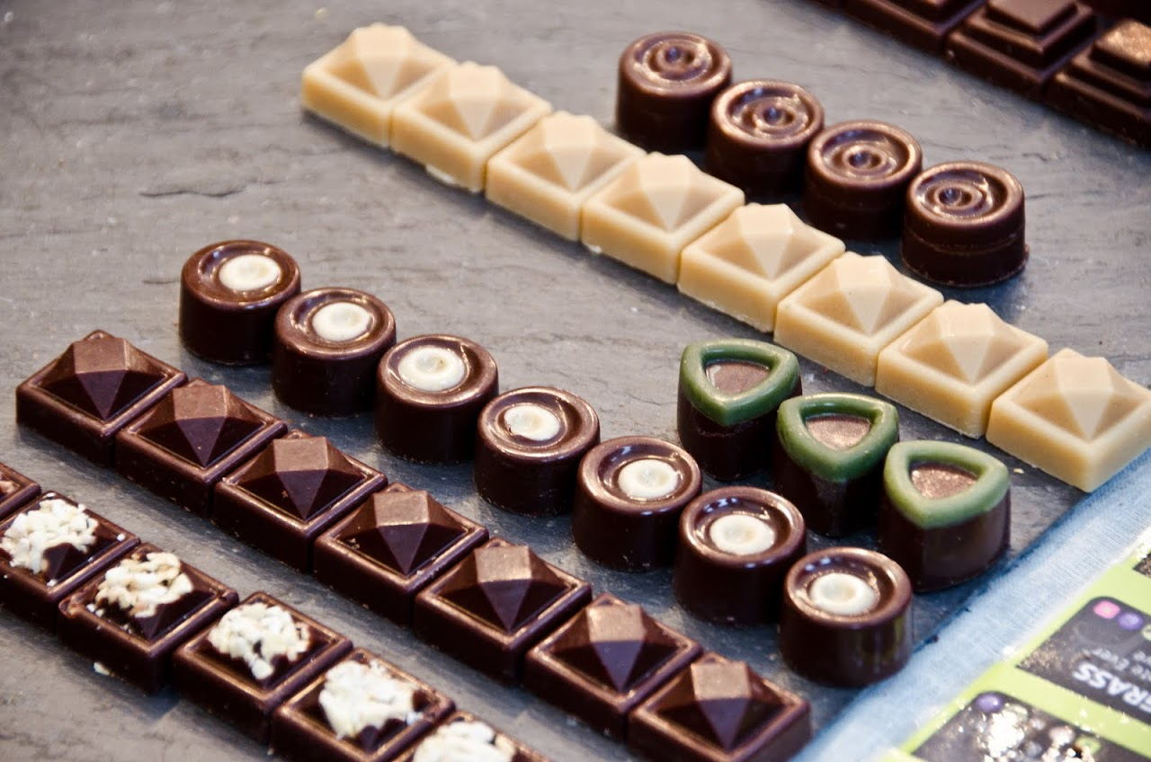 Chocolates at Chocolate Festival