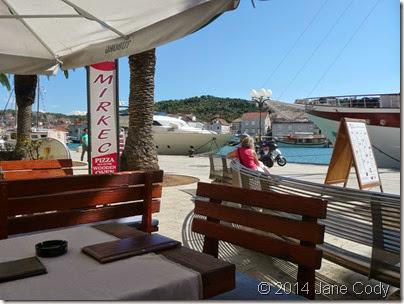 Croatia Cruising Companion Trogir