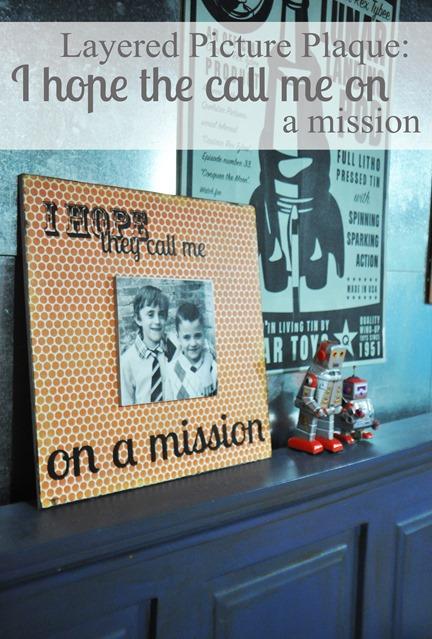 LDs Craft Idea - LDS Missionary cafts