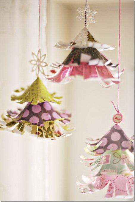 manualidades árbol de navidad (2)