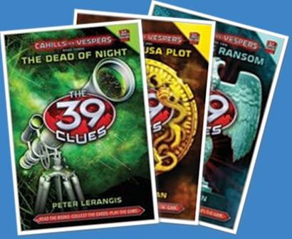 39 clues book 9 pdf