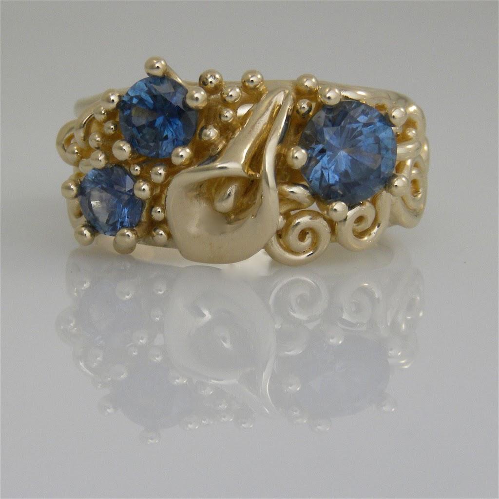 Jewelry Barbara Covey Fine Handcrafted Portland Oregon