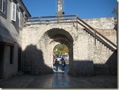 Trogir City Gate (Small)