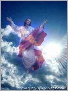 Jesus ascensão aos céus