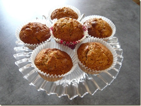 GINGER MUFFINS 8