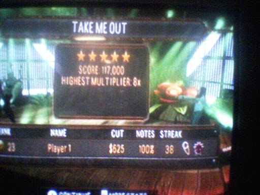 Take Me Out Expert Vox FC 117000