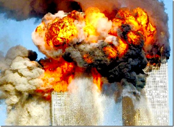 Islam at War with America - Twin Tower Attack