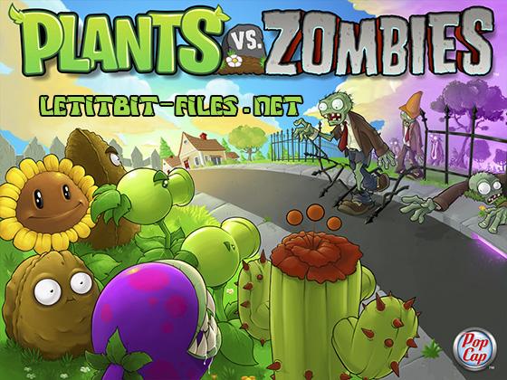 Растения против Зомби / Plants vs. Zombies (2009/RUS) последняя версия