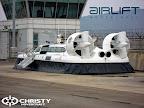 Катер на воздушной подушке Pioneer MK3 для морских сил Кореи | фото №6