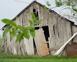 """The Old 'New' Barn"" - copyright Linda McFarlane"