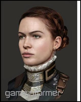 Isabeau D' Argyll (Lady Igraine)1