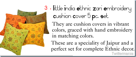 cushion covers ethnic theme