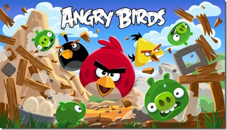 Download Angry Birds PC Game